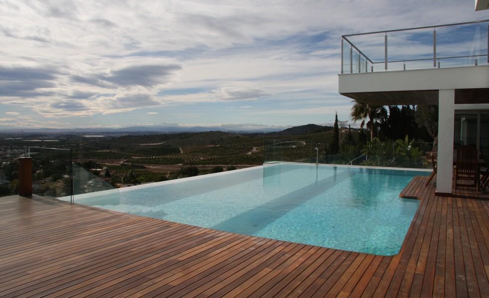 piscinas infinity piscinas espectaculares piscinas