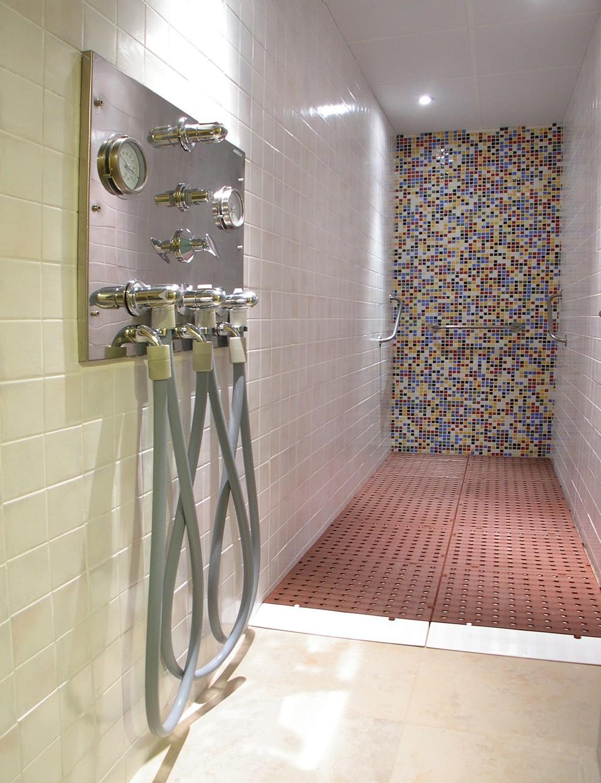 Baño Con Ducha Escocesa:ducha escocesa 3 mangueras