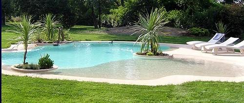 Piscina arenas tropicales construcci n piscinas valencia for Piscina jardin valencia